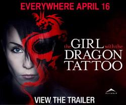 Girl Dragon Tattoo - kihada