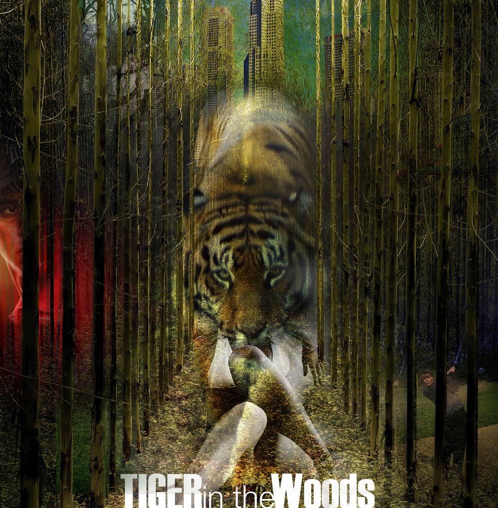 TIGER in the WOODS kihada