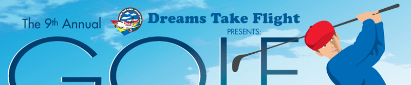 Golf 4 Dreams banner