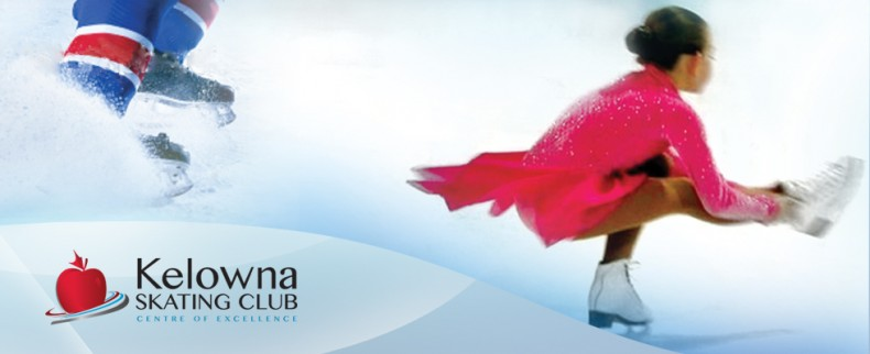 Kelowna Skating Club cover