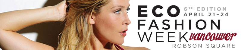 Eco Fashion Week banner