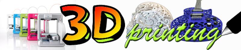3D Printing banner