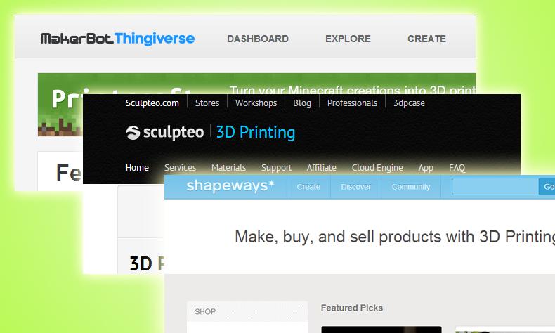 3D Printing Sites Kihada